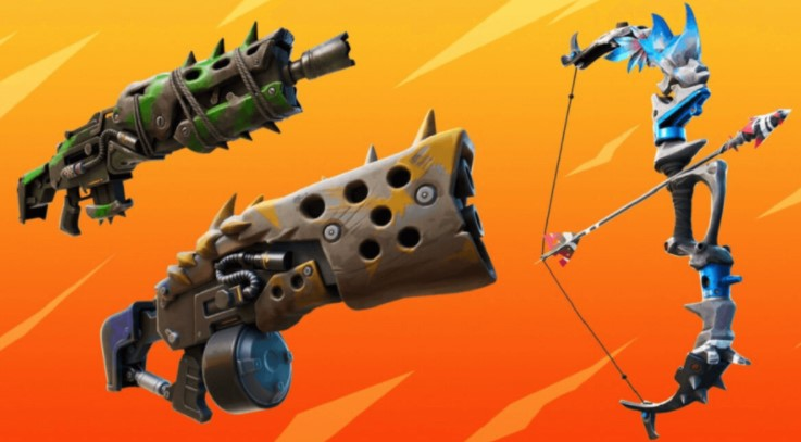 How to Upgrade Weapons in Fortnite Season 6