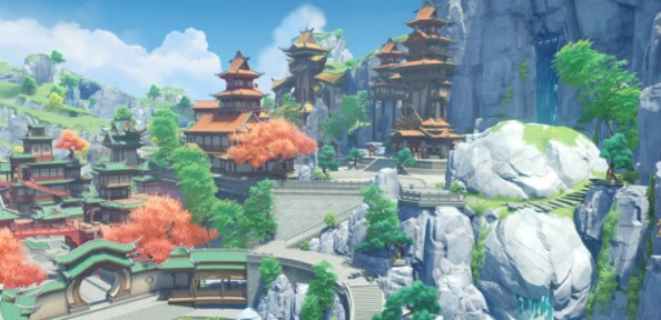 In Yujing Terrace1