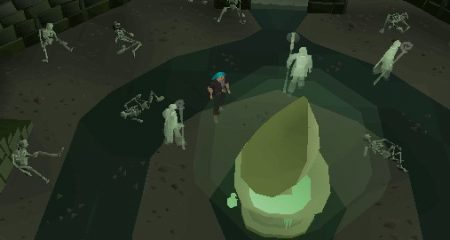 OSRS Ghosts Ahoy