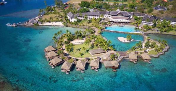 One night at InterContinental Tahiti Resort and Spa