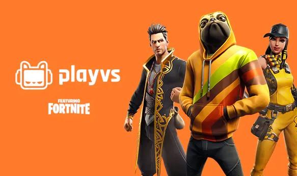 PlayVS Fortnite Tournament Registration