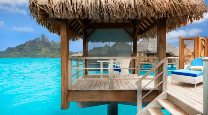 St Regis Bora Bora Romantic Gateway From Tahiti Legends Website