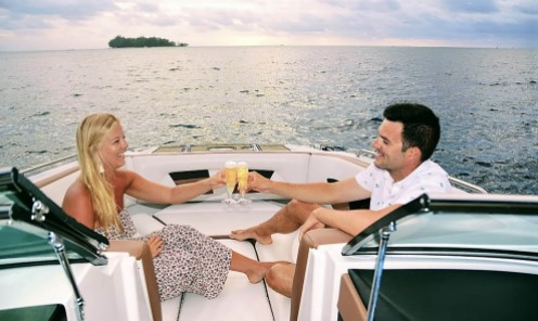 The Loveboat Private Sunset Lovers Cruise