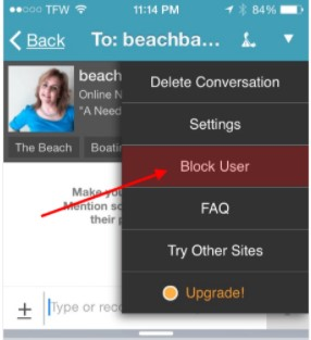 The Steps to Block Someone on POF