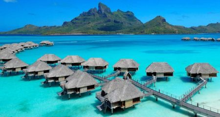 The best Bora Bora overwater bungalows