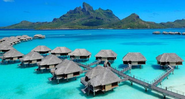 The best Bora Bora overwater bungalows