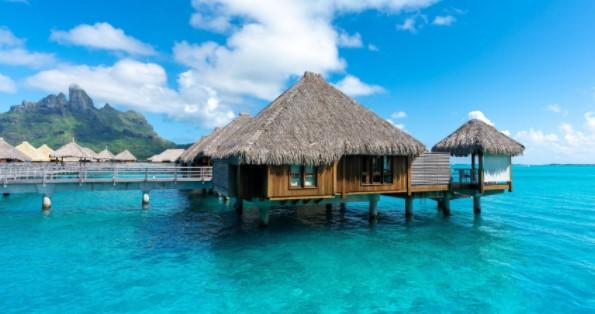 The cost to stay in Bora Bora