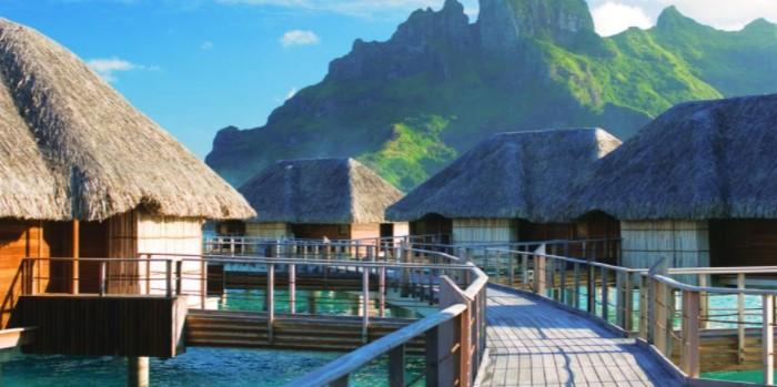 The price of staying at Four Seasons Resort Bora Bora per night
