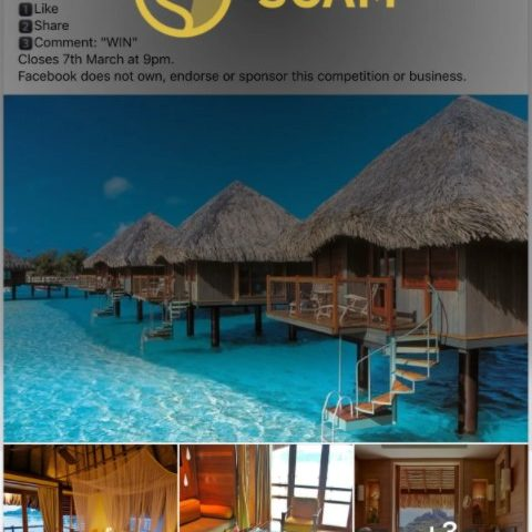 Why Is Bora Bora Getaway Offering Fake
