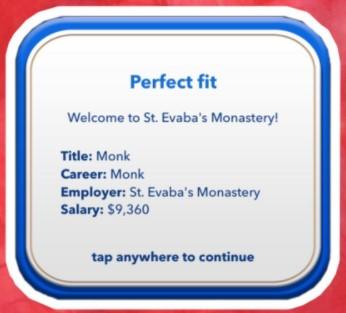 monk bitlife