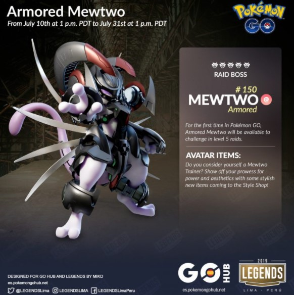 About Armored Mewtwo