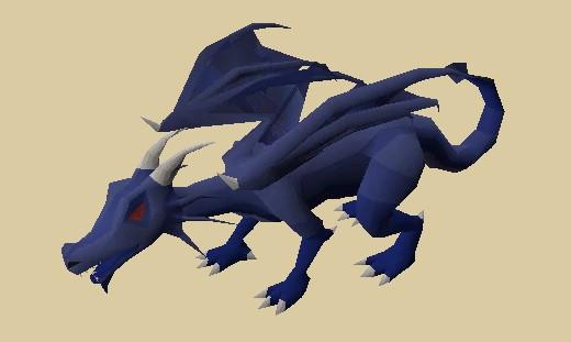 About Blue Dragon