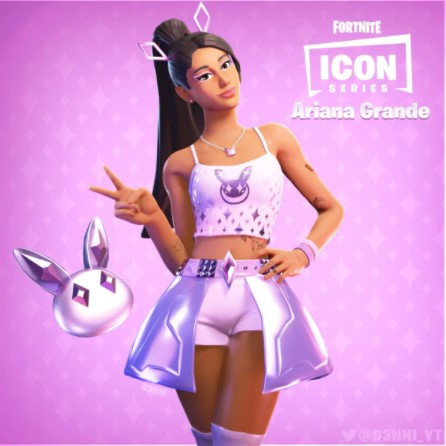 Ariana Grande Fortnite Skin Guide