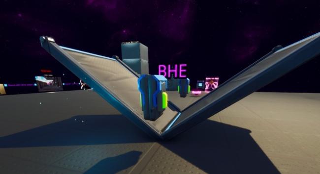 BHE 1v1 Build Fights