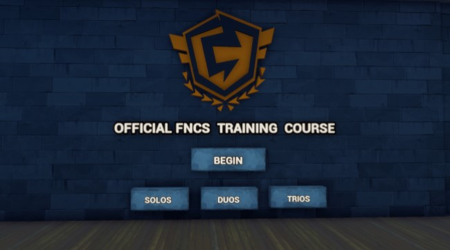Candooks Official FNCS Edit Course