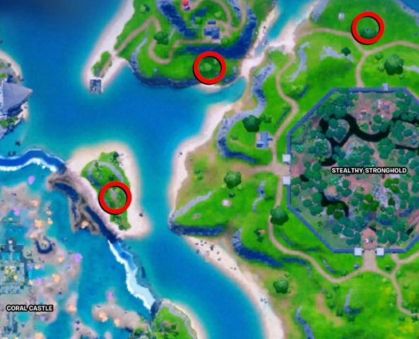 Easy Tricks to Find Forage Bouncy Eggs Fortnite Locations