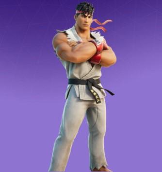 Fortnite Ryu Skin
