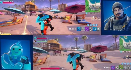 How to Do Split Screen on Fortnite