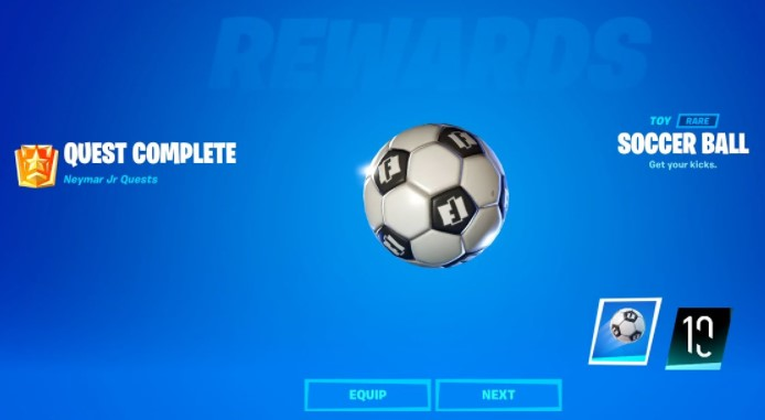 How to Get a Soccer Ball in Fortnite Creative