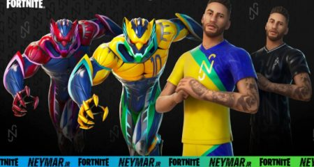 How to Get the Neymar Skin in Fortnite