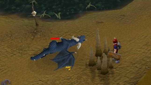 How to Kill a Blue Dragon