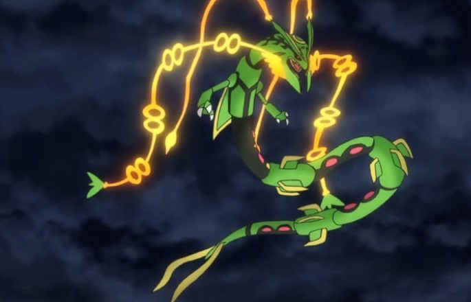 How to Mega Evolve Rayquaza in Mewbot