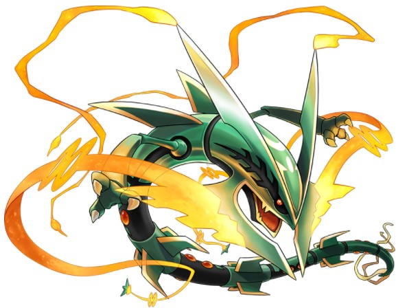 How to Mega Evolve Rayquaza in Pokemon Alpha Sapphire