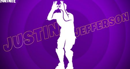 Justin Jefferson Fortnite Dance
