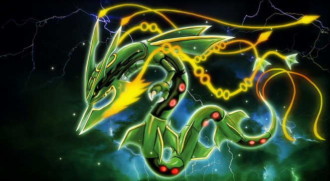 Mega Rayquaza Type Effectiveness