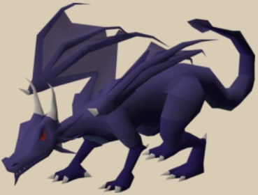 OSRS Blue Dragons