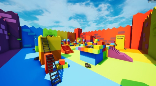 Rainbow Castle FFA