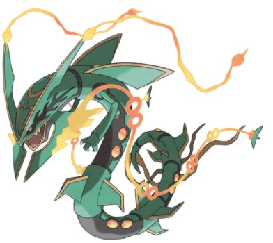 Rayquaza-Mega