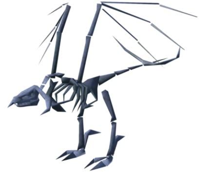 Skeletal Wyverns RS3