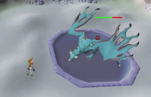 Stats Needed for Vorkath