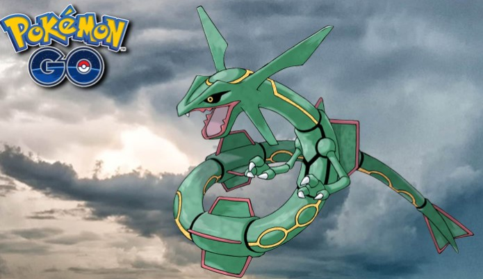 The Best Moveset for Rayquaza