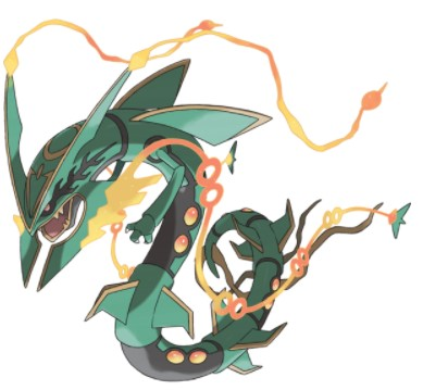 The Pokemon Which Can Defeat Mega Rayquaza