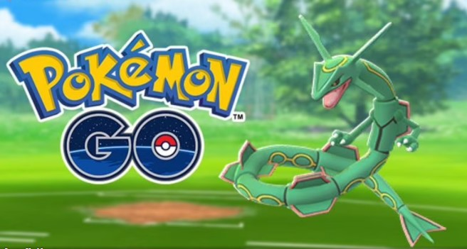 The Stats of Rayquaza including the Attacks