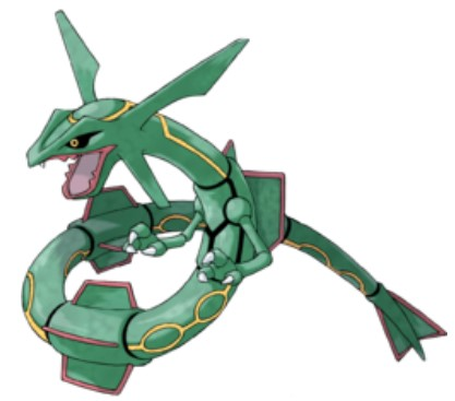 Top Rayquaza Best Moveset Sword and Shield