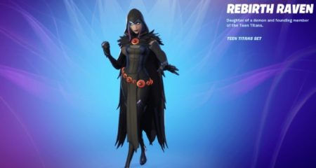 Where is Rebirth Raven in Fortnite