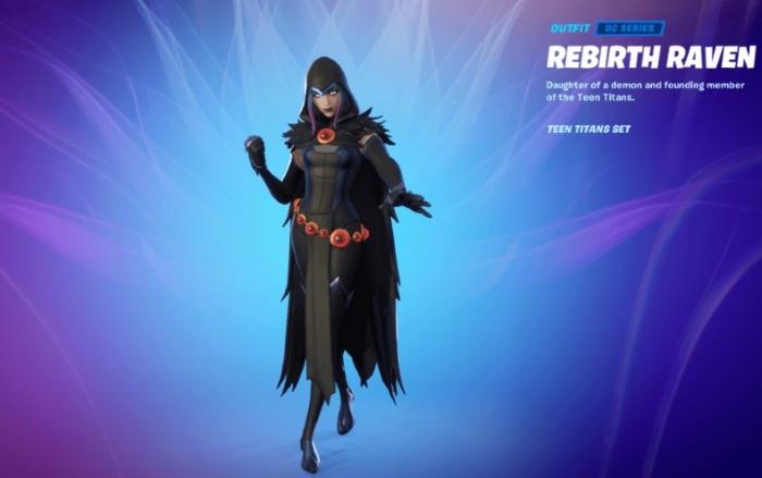 Where is Rebirth Raven in Fortnite