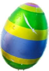 Where to find Bouncy Eggshidden around the Island