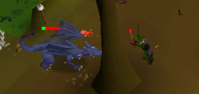 ogre enclave Location blue dragon