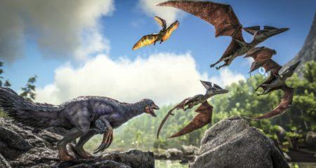 Admin Commands ARK PS4 Dino List