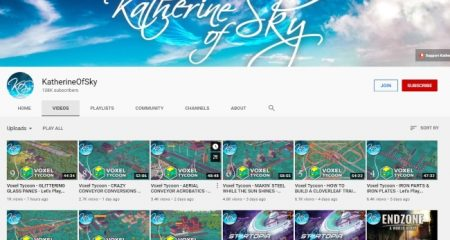 Factorio Blueprints Katherine of Sky