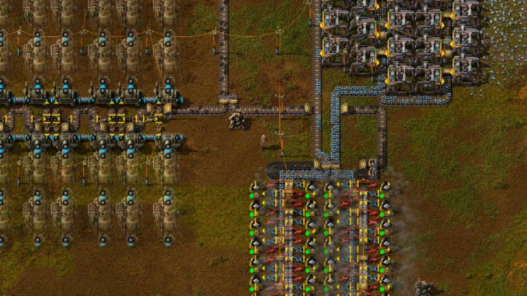 Factorio Blueprints for early game
