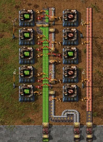 Green circuit,