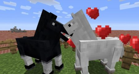 Horse Breeding Minecraft Guide