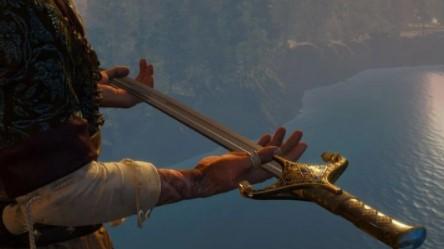 Iris Sword (Steel)