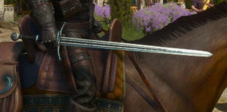 Manticore swords (Steel & Silver)
