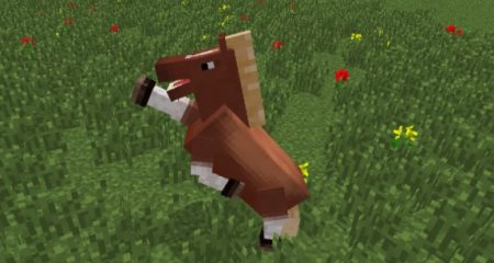 Minecraft Horse Breeding for Jumping